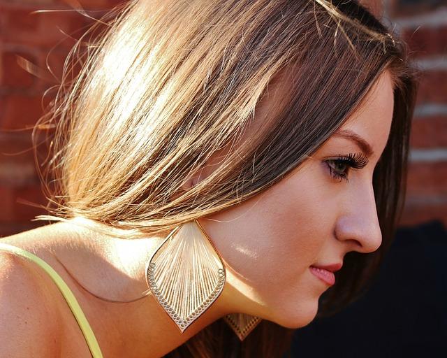 krásná žena