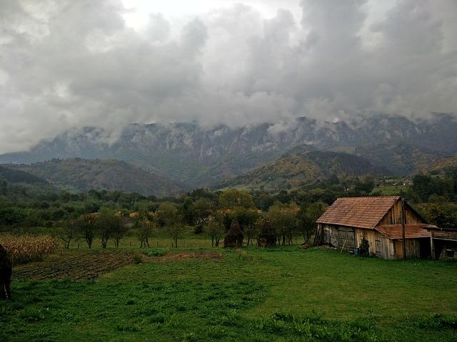 hory za stodolou