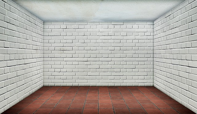 zděné stěny