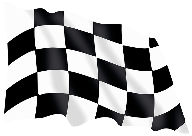 startovací vlajka