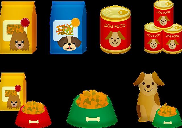 krmivo pro psy